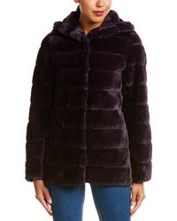 Laundry by Shelli Segal - Chubby Coat - Lyst