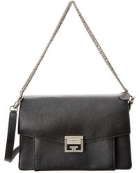 Givenchy - Medium Gv3 Leather Shoulder Bag - Lyst