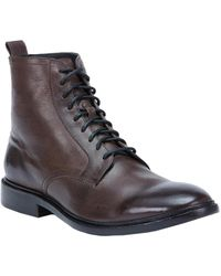 Frye - Patrick Leather Boot - Lyst