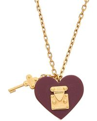 ca3831b1389 Lyst - Louis Vuitton Idylle Blossom Pendant Necklace - Vintage in ...