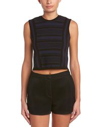 O'2nd - Topaz Striped Knit Top - Lyst