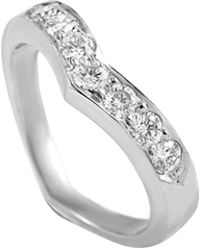 Heritage Tiffany & Co. - Tiffany & Co. Platinum 0.50 Ct. Tw. Diamond Ring - Lyst