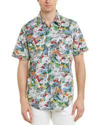 Robert Graham - Barrier Reef Woven Shirt - Lyst