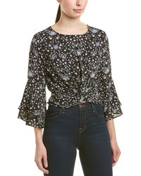 Likely - Floral Blouse - Lyst
