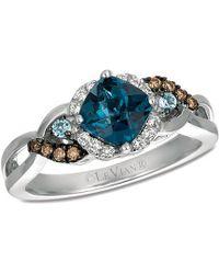 Le Vian - ® 14k 1.09 Ct. Tw. Diamond & Gemstone Ring - Lyst