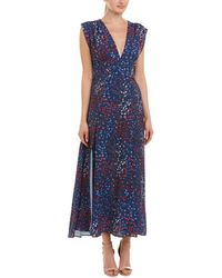 French Connection - Frances Maxi Dress - Lyst