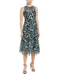 Nanette Lepore - Midi Dress - Lyst