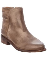 Chocolat Blu - Frasier Leather Ankle Boot - Lyst
