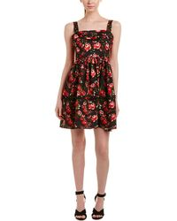 Romeo and Juliet Couture - Floral A-line Dress - Lyst