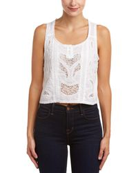 d.RA - Rosie Crop Top - Lyst
