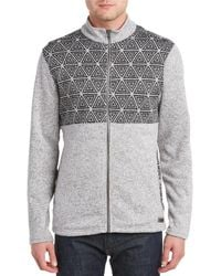 Merrell - Kolchak Full Zip Sweater - Lyst