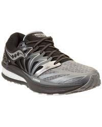 Saucony - Hurricane Iso 2 Running Shoe - Lyst