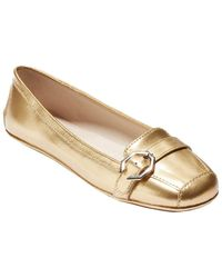 Cole Haan - Demi Leather Driver - Lyst
