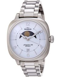 Shinola - Unisex Stainless Steel Watch - Lyst