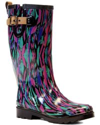 Chooka - Paradox Rubber Rain Boot - Lyst