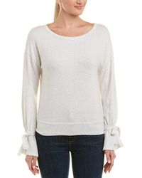 Three Dots - Brushed Sweater - Lyst