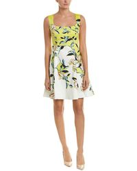 Karen Millen - A-line Dress - Lyst