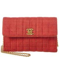 916db9db7 Women's Chanel Clutches - Lyst