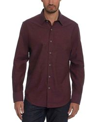 Robert Graham - Gouverner Classic Fit Woven Shirt - Lyst