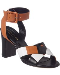 Derek Lam - Alibi 90mm Leather Sandal - Lyst