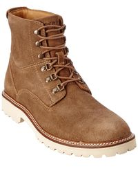 Sperry Top-Sider - Men's Gold Lug Suede Boot - Lyst