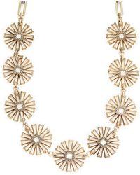 Lulu Frost - Daisy Station Necklace - Lyst