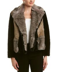 Rebecca Taylor - Patched Jacket - Lyst