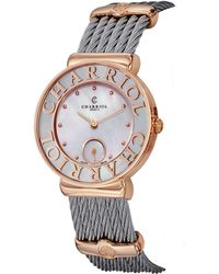 Charriol - Women's St Tropez Watch - Lyst