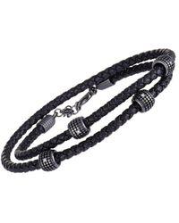Damiani - 18k & Rhodium Diamond Bracelet/necklace - Lyst
