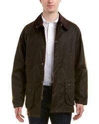 Barbour - Classic Beaufort Wax Jacket - Lyst