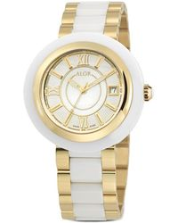 Alor - 37mm Two-tone Cavo Watch - Lyst