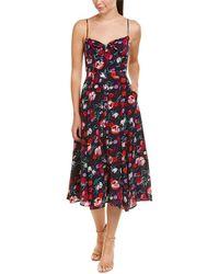 Yumi Kim - Silk Midi Dress - Lyst