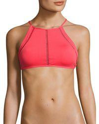 Rhythm - My Apron Bikini Top - Lyst