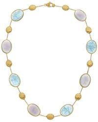 Marco Bicego - Siviglia 18k Gemstone Necklace - Lyst