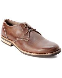 Original Penguin - Waylon Leather Oxford - Lyst