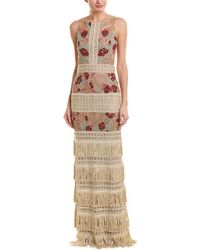 PATBO - Embellished Gown - Lyst