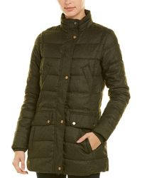 Barbour - Goldfinch Quilted Coat - Lyst