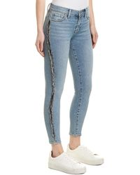 7 For All Mankind 7 For All Mankind The Ankle Blue Skinny Jean
