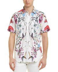 Robert Graham - Plumeria Woven Shirt - Lyst