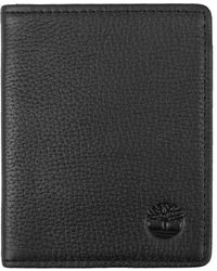 Timberland - Genuine Leather Wallet W/ Charger Set - Lyst