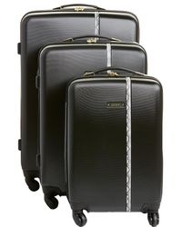 Nine West - Noelle 3pc Hardside Luggage Set - Lyst