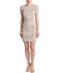 Pencey - U-back Sheath Dress - Lyst