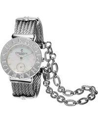 Charriol - Women's St Tropez Diamond Watch - Lyst