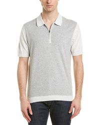 59923f304b Stussy Victor S/sl Polo for Men - Lyst