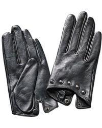 Carolina Amato - Touch Tech Mini Gloves - Lyst