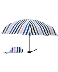Leighton - Genie Umbrella With Fold Up Case - Lyst