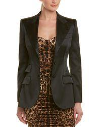 Dolce & Gabbana Single-breasted Blazer - Black