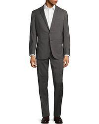 Ralph Lauren - Plainweave Striped Classic-fit Wool Suit - Lyst