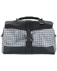 Brioni - Leather Weekend Bag - Lyst