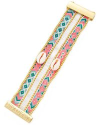 Hipanema - Norma-twin Friendship Bracelet - Lyst